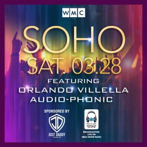 Soho on Lincoln Road Orlando Villella & Dj Audio Phonic 1